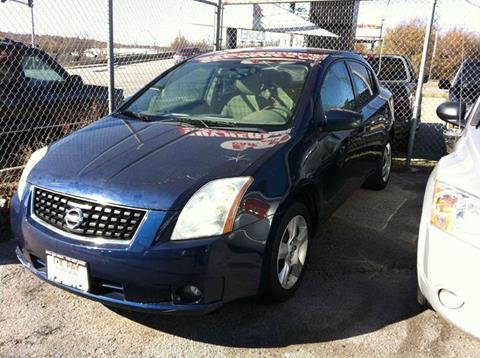 2008 Nissan Sentra for sale at E-Z Pay Used Cars in McAlester OK