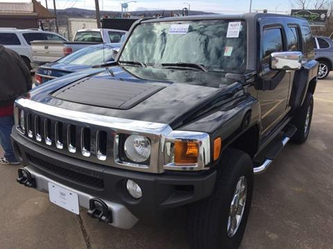 2008 HUMMER H3 for sale at E-Z Pay Used Cars in McAlester OK