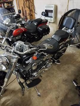 2006 Harley-Davidson FLSTIFI