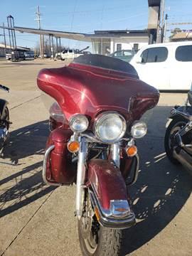 2001 Harley-Davidson FLHTCUI