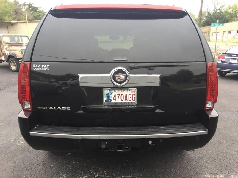 2007 Cadillac Escalade AWD 4dr SUV - McAlester OK