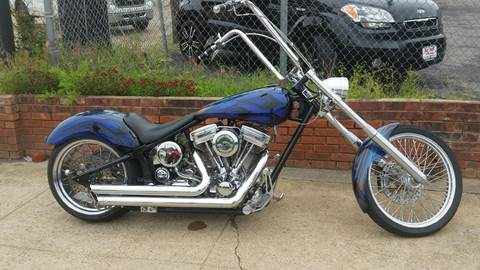 2005 OC Custom Chopper Chopper