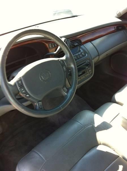 2005 Cadillac DeVille 4dr Sedan - McAlester OK