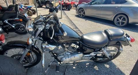2012 Yamaha XVS250BB