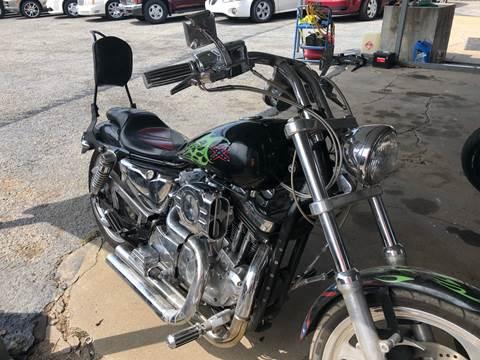 2002 Harley-Davidson XL 1200