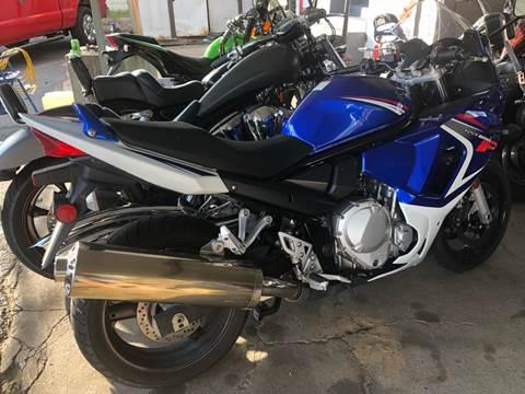 2008 Suzuki GSX FK8