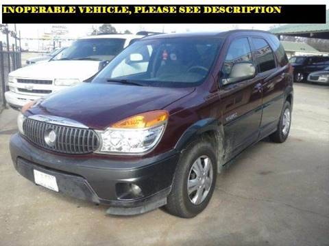 2003 Buick Rendezvous for sale in Mcalester, OK
