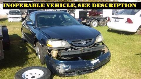 2003 Acura CL for sale in Mcalester, OK