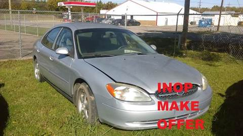 2002 Ford Taurus for sale in Mcalester, OK