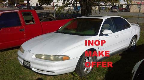 1999 Oldsmobile Intrigue for sale in Mcalester, OK