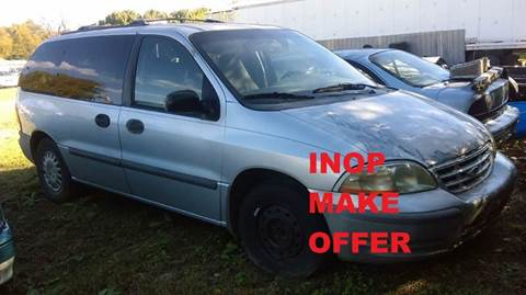 1999 Ford Windstar for sale in Mcalester, OK