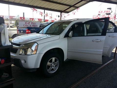 2006 Chevrolet Equinox for sale at E-Z Pay Used Cars in McAlester OK