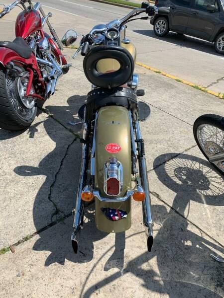 2006 Harley-Davidson FLSTNI SOFTAIL DELUXE - McAlester OK