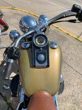 2006 Harley-Davidson FLSTNI SOFTAIL