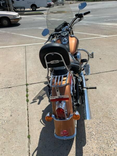 2008 Harley-Davidson FLSTN SOFTAIL DELUXE ANNIVERSARY - McAlester OK