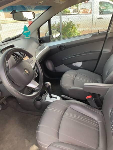 2014 Chevrolet Spark 1LT CVT 4dr Hatchback - McAlester OK