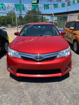 2012 Toyota Camry L for sale at E-Z Pay Used Cars in McAlester OK