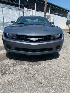 2011 Chevrolet Camaro LS for sale at E-Z Pay Used Cars in McAlester OK