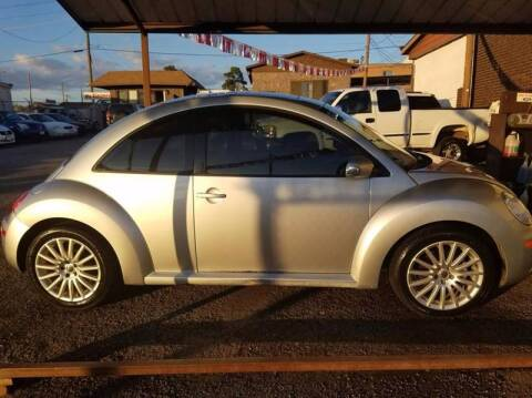 2007 Volkswagen New Beetle for sale at E-Z Pay Used Cars in McAlester OK