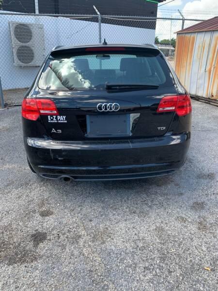 2012 Audi A3 2.0 TDI Premium Plus 4dr Wagon - McAlester OK