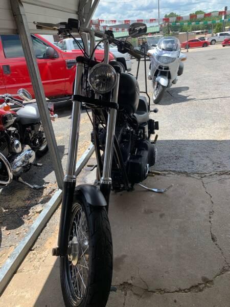 2015 Harley-Davidson FXDB STREET BOB  - McAlester OK