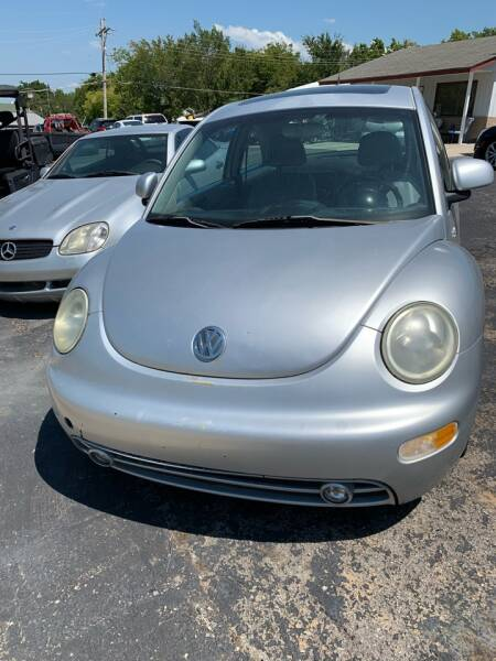 2000 Volkswagen New Beetle GLS 2dr Coupe - McAlester OK