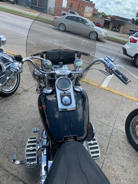 2004 Harley-Davidson FLSTFI FAT BOY  - McAlester OK