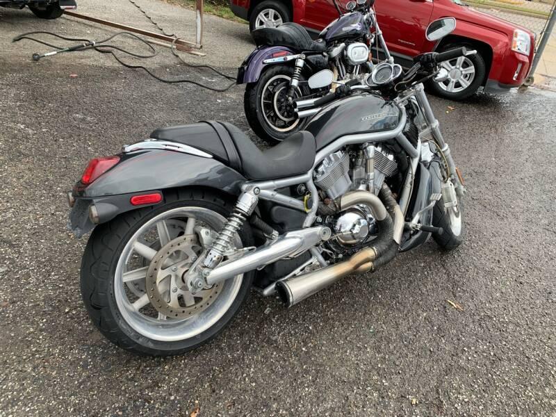 2006 Harley-Davidson VRACA V-ROD - McAlester OK