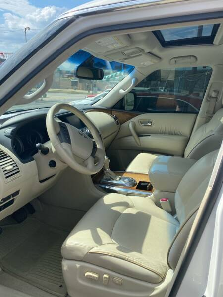 2014 Infiniti QX80 4dr SUV - McAlester OK