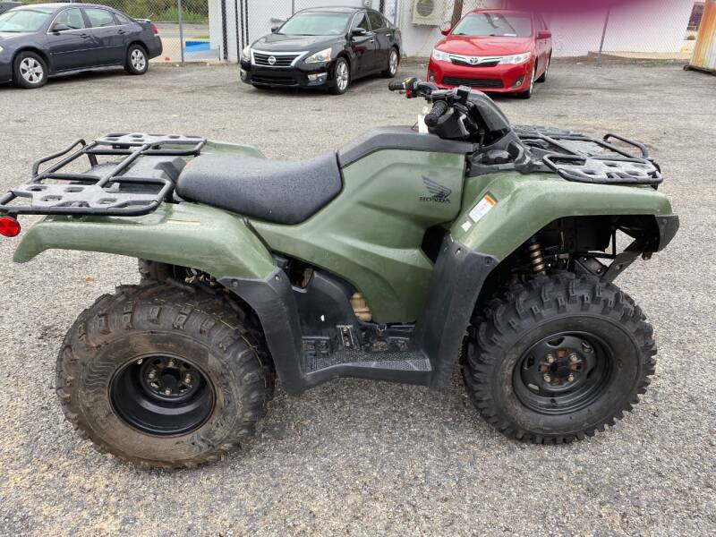 2020 Honda TRX 420 FOURTRAX RANCHER - McAlester OK