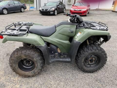 2020 Honda TRX 420 FOURTRAX
