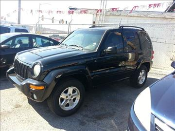 2004 Jeep Liberty for sale at E-Z Pay Used Cars - E-Z Pay Cars & Bikes in McAlester OK