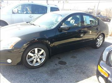 2004 Nissan Maxima for sale at E-Z Pay Used Cars in McAlester OK