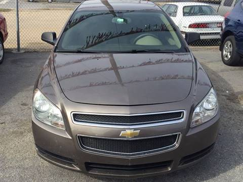 2011 Chevrolet Malibu for sale at E-Z Pay Used Cars - E-Z Pay Cars & Bikes in McAlester OK