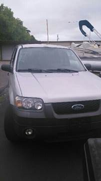 2007 Ford Escape for sale at E-Z Pay Used Cars in McAlester OK