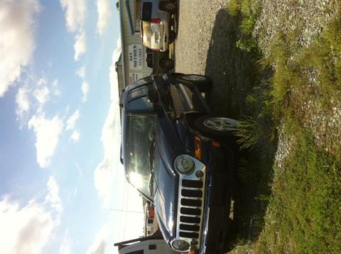 2007 Jeep Liberty for sale in Mead, OK