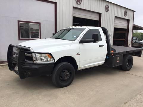 2015 RAM Ram Chassis 3500 for sale in Gonzales, TX