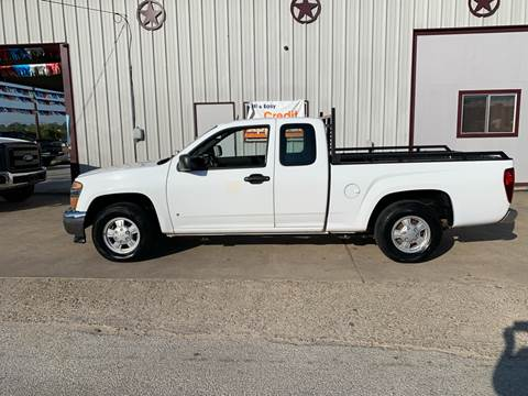 2008 GMC Canyon for sale in Gonzales, TX