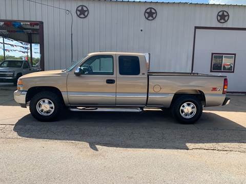 1999 GMC Sierra 1500 for sale in Gonzales, TX