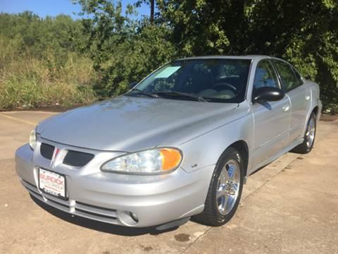 2004 Pontiac Grand Am for sale in Wichita Falls, TX