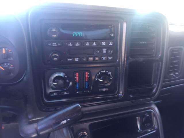 2005 Chevrolet Silverado 1500 Z71 4dr Crew Cab 4WD SB - Wichita Falls TX