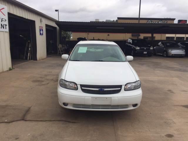 2003 Chevrolet Malibu LS 4dr Sedan - Wichita Falls TX