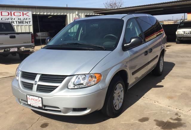 2005 Dodge Grand Caravan SE 4dr Extended Mini-Van - Wichita Falls TX