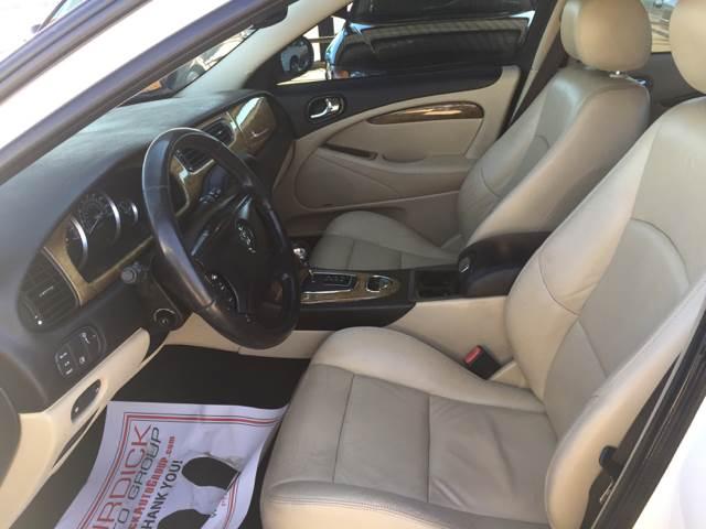 2005 Jaguar S-Type R 4dr Supercharged Sedan - Wichita Falls TX