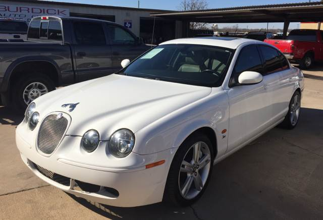 2005 Jaguar S-Type R 4dr Supercharged Sedan - Wichita Falls TX