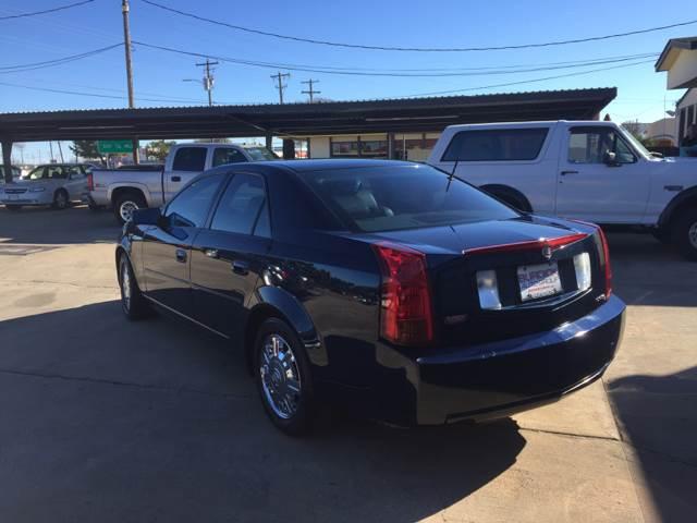 2004 Cadillac CTS 4dr Sedan - Wichita Falls TX