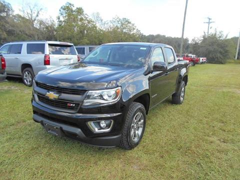 2018 Chevrolet Colorado for sale in Live Oak, FL