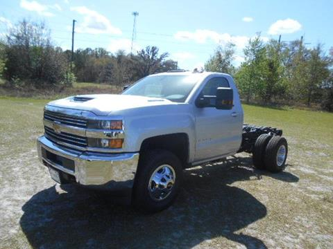 2017 Chevrolet Silverado 3500HD CC for sale in Live Oak FL