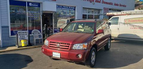 2006 Toyota Highlander for sale in Schenectady, NY