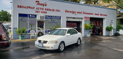 2005 Nissan Sentra for sale in Schenectady, NY